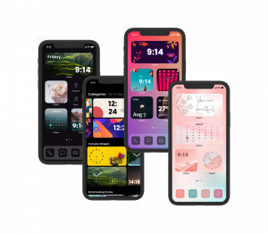 iphone widgetar