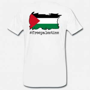 t-shirt palestina